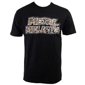 t-shirt street men's - Max - METAL MULISHA - BLK