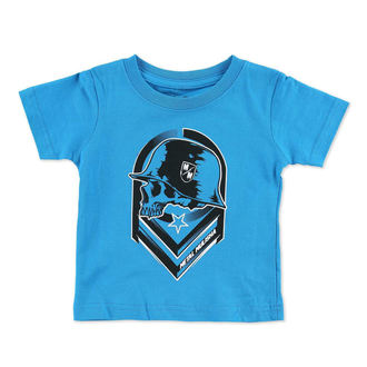 t-shirt street children's - Rival Infants - METAL MULISHA, METAL MULISHA