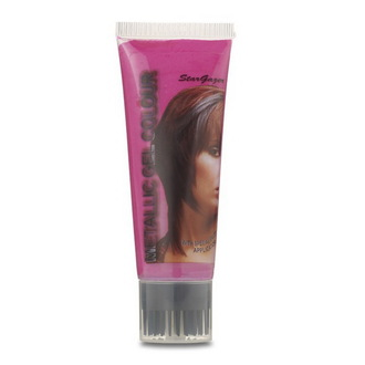 color (gel) to hair STAR GAZER - Metallic - Hot Pink, STAR GAZER