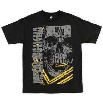 t-shirt street men's - Raider - METAL MULISHA - BLK