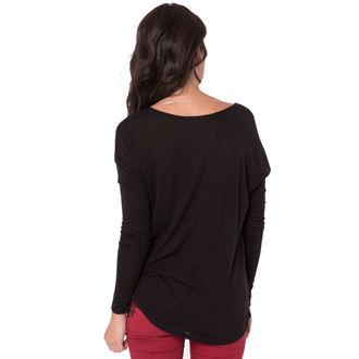 t-shirt street women's - X-Ray - METAL MULISHA - BLK