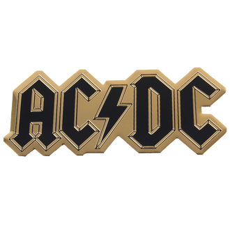 sticker small AC / DC - Logo, C&D VISIONARY, AC-DC