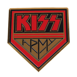 sticker medium Kiss - Army, C&D VISIONARY, Kiss