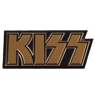 sticker small Kiss - Logo, C&D VISIONARY, Kiss