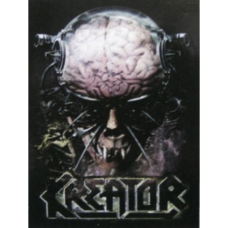 flag Kreator - Enemy Of God, HEART ROCK, Kreator