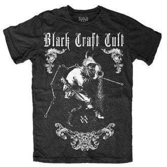 T-Shirt men's - Aquarius - BLACK CRAFT - MT112AS