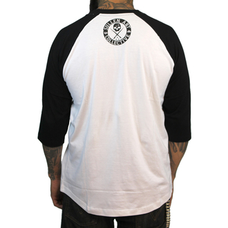 t-shirt hardcore - Badge Of Honor - SULLEN - SCM0139_WHBK