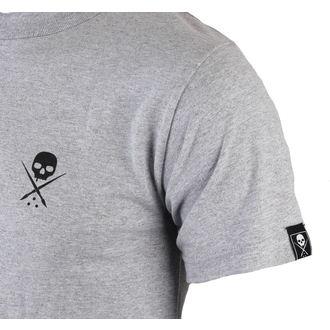 t-shirt hardcore men's - HGB STANDARD ISSUE - SULLEN - SCM0019_HGBK