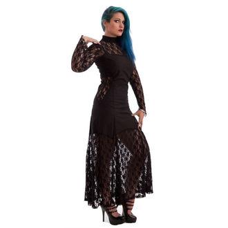 dress women NECESSARY EVIL -Nefetari Twill - Black, NECESSARY EVIL