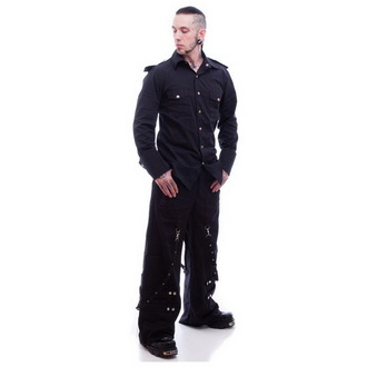 shirt men NECESSARY EVIL - Slaine - Black - NE0004