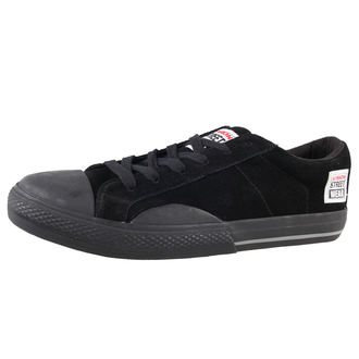 low sneakers men's - Suede Lo - VISION, VISION