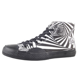 high sneakers men's Canvas HI - VISION - VMH2FW201