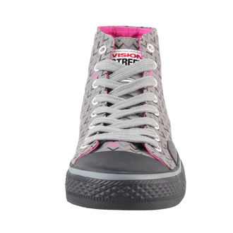 high sneakers women's - VISION, VISION