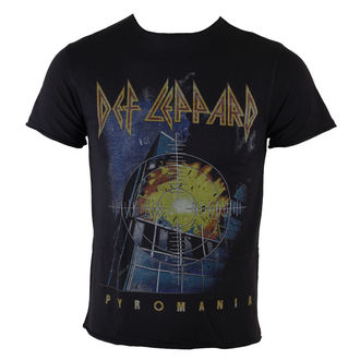 t-shirt metal men's Def Leppard - Pyro - AMPLIFIED, AMPLIFIED, Def Leppard