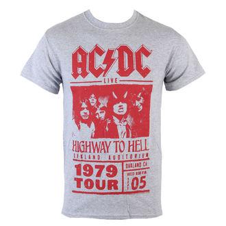 t-shirt metal AC-DC - - LIVE NATION, LIVE NATION, AC-DC
