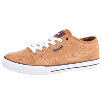 low sneakers men's - Light Brown - GLOBE, GLOBE
