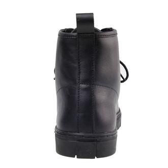 boots men ALTER CORE - 7 eyelets - Czad - Black