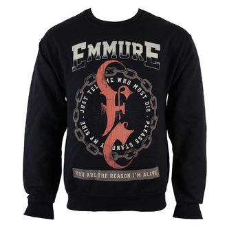 sweatshirt (no hood) men's Emmure - Deadpool - VICTORY RECORDS, VICTORY RECORDS, Emmure