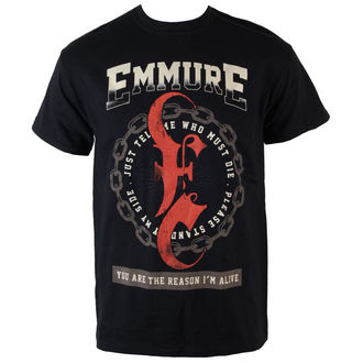 t-shirt metal men's Emmure - Deadpool - VICTORY RECORDS, VICTORY RECORDS, Emmure