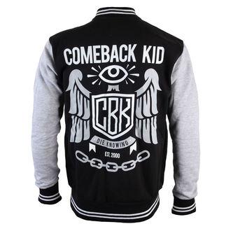sweatshirt (no hood) men's Comeback Kid - Comeback Kid - VICTORY RECORDS, VICTORY RECORDS, Comeback Kid