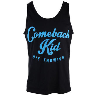 top men Comeback Kid - Script Blue - VICTORY, VICTORY RECORDS, Comeback Kid