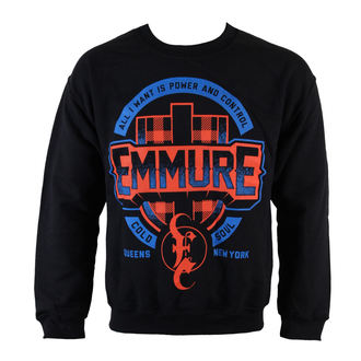 sweatshirt (no hood) men's Emmure - Cold Soul - VICTORY RECORDS, VICTORY RECORDS, Emmure