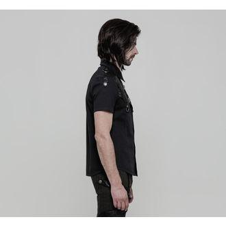 Men's shirt PUNK RAVE - Poisonblack, PUNK RAVE