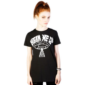 t-shirt hardcore women's - Beam Me Up - DISTURBIA, DISTURBIA