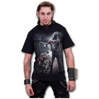t-shirt men's - Night Church - SPIRAL - T121M101