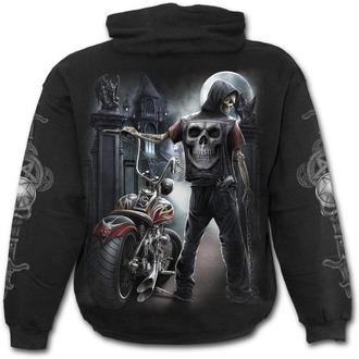 hoodie men's - Night Church - SPIRAL - T121M451