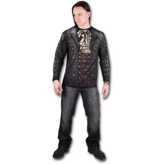 t-shirt men's - Goth Wrap - SPIRAL - W025M304