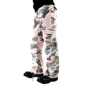pants women ROTHCO - WMNS Vintage Paratrooper - Sub PNK Camo, ROTHCO
