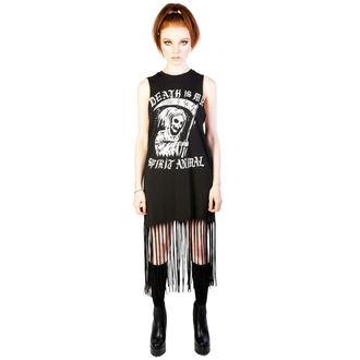 dress women DISTURBIA - Spirit Animal - Black - DIS755