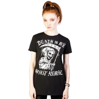 t-shirt hardcore women's - Spirit Animal - DISTURBIA - DIS701
