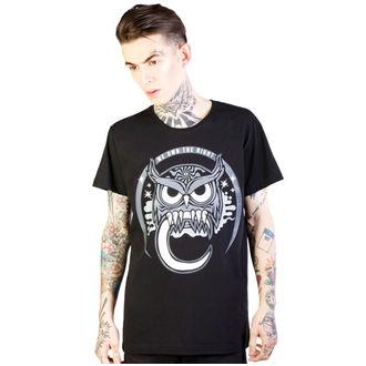 t-shirt hardcore men's - Owl - DISTURBIA, DISTURBIA