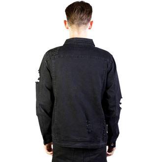 jacket men spring/fall Disturbia - Noir - Black - DIS741