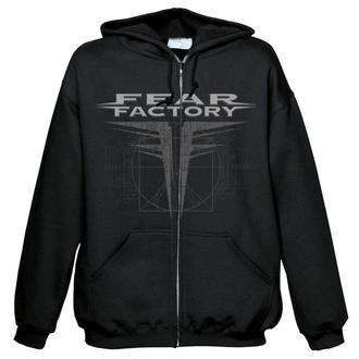 hoodie men's Fear Factory - GNXS - NUCLEAR BLAST, NUCLEAR BLAST, Fear Factory