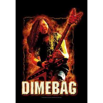 flag Dimebag Darrel - Fire - HFL1132