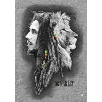 flag Bob Marley - Profiles, HEART ROCK, Bob Marley