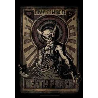 flag Five Finger Death Punch - Mercenary - HFL1127
