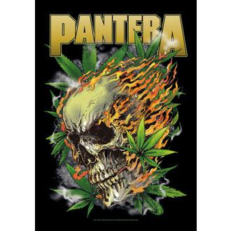 flag Pantera - Skull Leaf - HFL1091