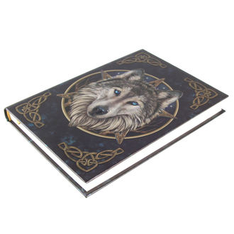 writing notepad Embossed Journal The Wild One