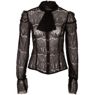 blouse women's JAWBREAKER - Black, JAWBREAKER