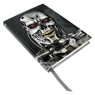 writing notepad Terminator 2