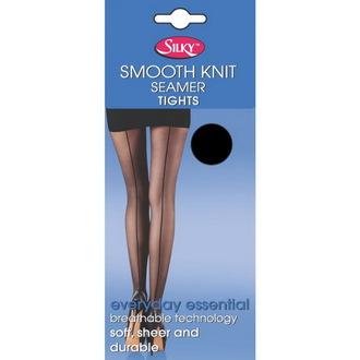 tights LEGWEAR - Smooth Knit - Black
