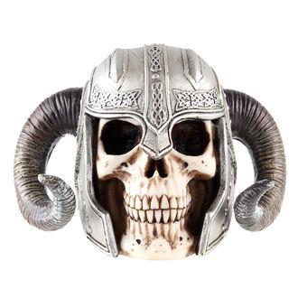 decoration (box) Viking Skull