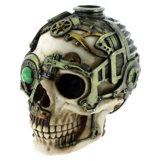 candlestick (decoration) Steampunk Skull - B1479D5