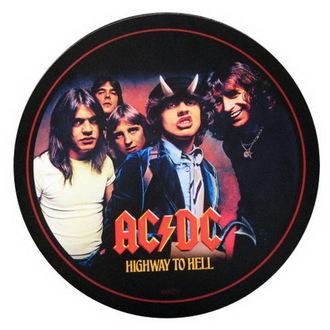 doormat AC / DC - Highway-Foto- ROCKBITES, Rockbites, AC-DC