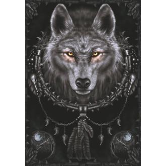 flag Spiral Collection - Wolf Dreams, SPIRAL