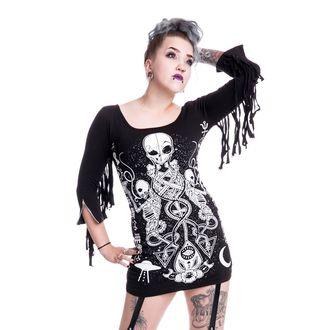 dress women HEARTLESS - Alien - Black